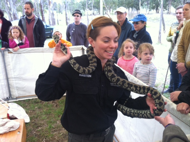 2013 March: Snakes!